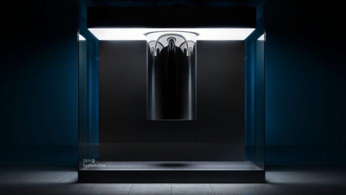 IBM Q System One / computador quântico