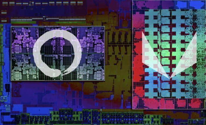 AMD Ryzen 3000 — die
