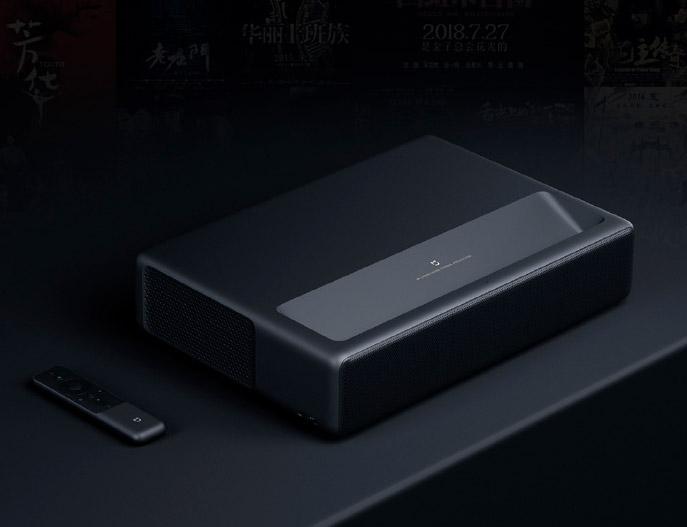 Mijia Laser Projector 4K é o novo projetor da Xiaomi