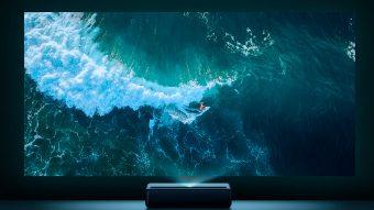 Xiaomi lança projetor laser 4K com até 150 polegadas e Android TV