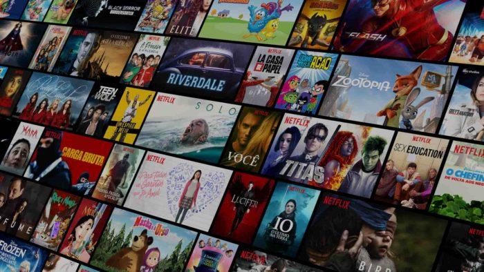Acervo da Netflix / como funciona a netflix