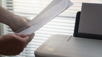 Como imprimir documentos do celular em uma impressora