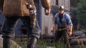 Como duelar no Red Dead Redemption II