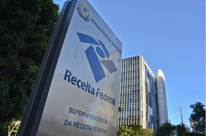 Receita Federal (Foto: Pillar Pedreira/Agência Senado)