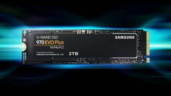 Samsung anuncia SSD 970 Evo Plus com até 3,5 GB/s de velocidade