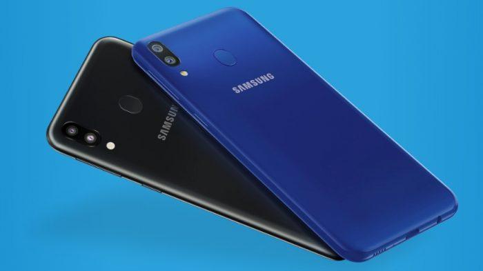 Samsung Galaxy M20 deve ter bateria de 5 000 mAh e notch na