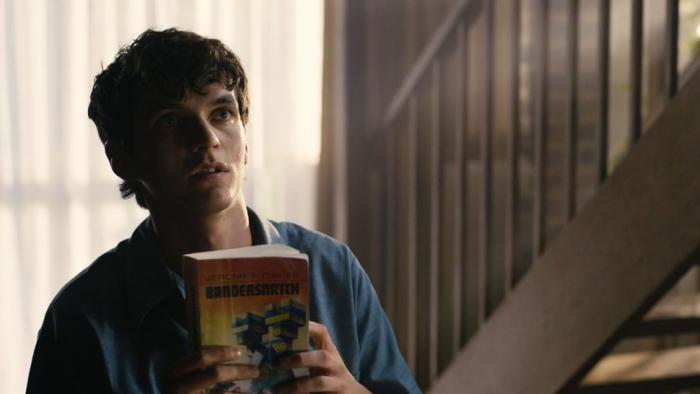 Stefan / Book / Netflix