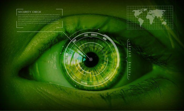 TBIT / reconhecimento de íris / Pixabay / biometria