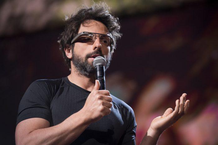 TED Conference / Sergey Brin / quem fundou o Google