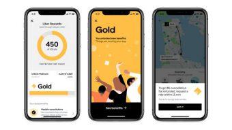 Uber amplia programa de fidelidade e deve levá-lo para mais países