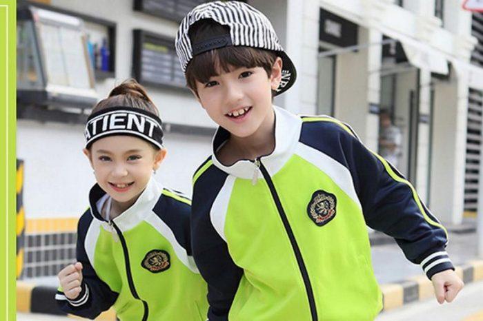 China adota uniformes com chips para localizar alunos (Foto: Guizhou Guanyu)