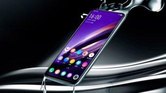 Vivo Apex 2019 é celular conceito com 5G e leitor de digitais em toda a tela