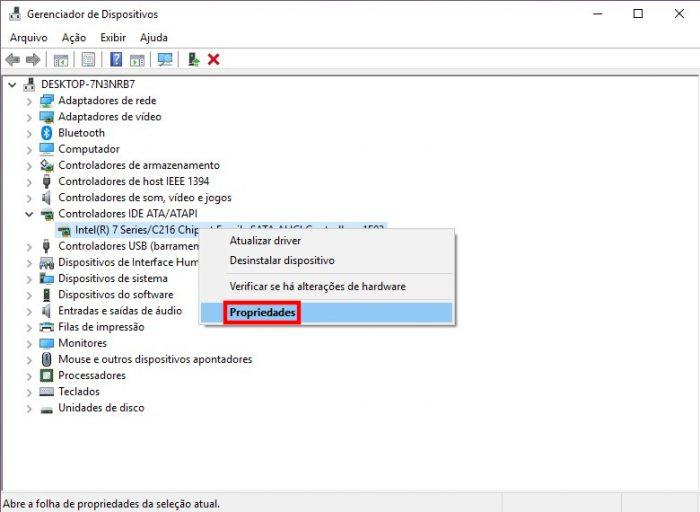Windows 10 / Gerenciador de Dispositivos / como atualizar drivers
