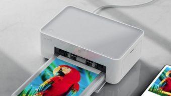 Mijia Photo Printer é a impressora fotográfica portátil da Xiaomi