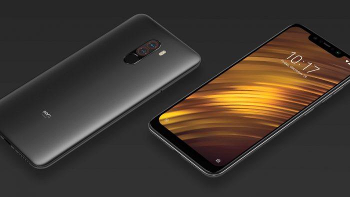 Xiaomi / Pocophone F1 / redmi phone