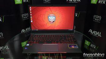 Avell lança notebooks gamer no Brasil com a nova GeForce RTX