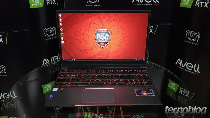 avell geforce rtx notebook gamer / Vivi Werneck