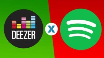 Deezer ou Spotify: qual é melhor?