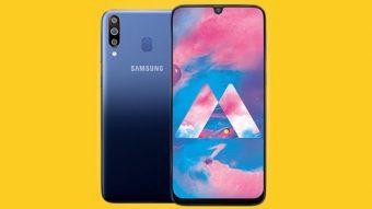Samsung Galaxy M10, M20 e M30 terão Android 9 Pie no Brasil em julho