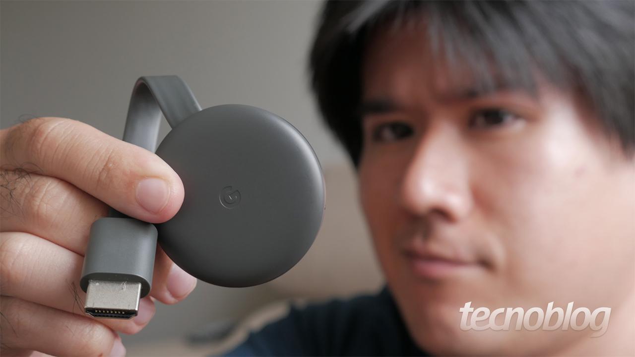 Chromecast (2019) - Vale a pena comprar um? / diferença chromecast 1 e 2