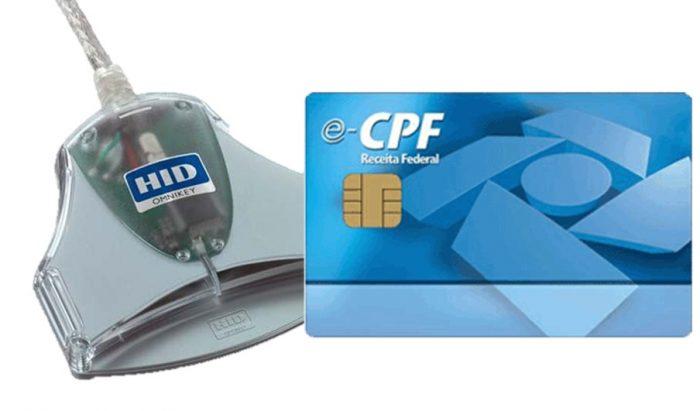 e-CPF / assinatura digital