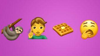 Estes são os 230 emojis que chegarão ao WhatsApp, Android e iPhone em 2019