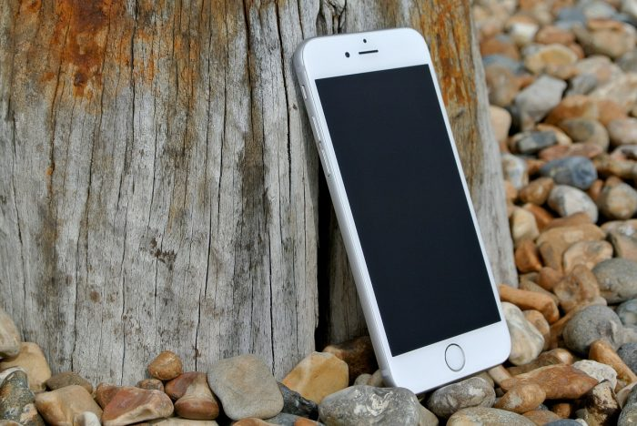 hurk / iPhone 6 / Pixabay / rastrear iphone pelo android