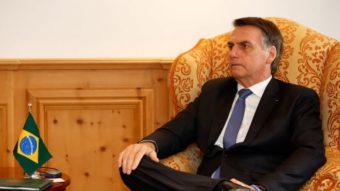 Hackers tentaram invadir celular de Bolsonaro, diz PF