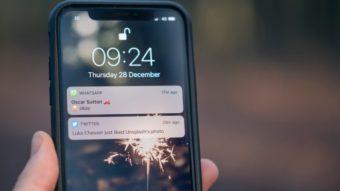 Como desativar as notificações na tela de bloqueio do iPhone