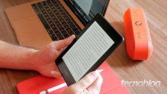 Kindle Paperwhite (2019): melhorando o melhor custo-benefício