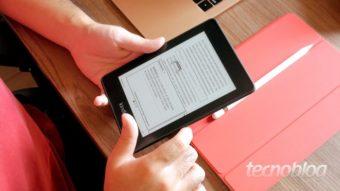 Como imprimir um livro do Kindle [ou trecho]