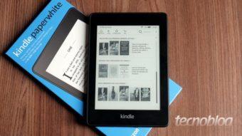 Como funciona o Kindle?