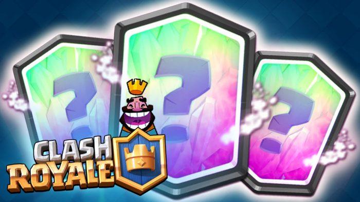 lendaria carta clash royale