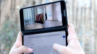 LG pode parar de usar telas da LG em celulares