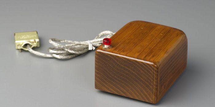 MAAS / mouse original de Douglas Engelbart / quem inventou o mouse