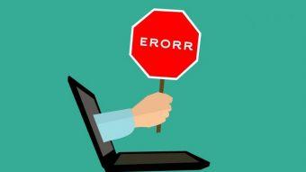 Como corrigir o erro JavaScript: void (0) no navegador