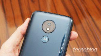 Moto G7 Power é atualizado para Android 10 no Brasil