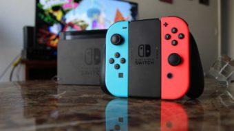 Nintendo conserta Joy-Cons de graça mesmo em Switch fora da garantia