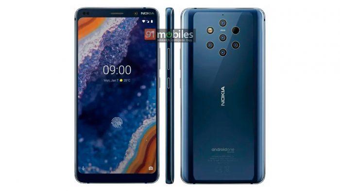 Nokia 9 Pureview (Foto: 91 Mobiles)
