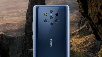 Nokia 9 PureView traz cinco câmeras e promessa de fotos caprichadas