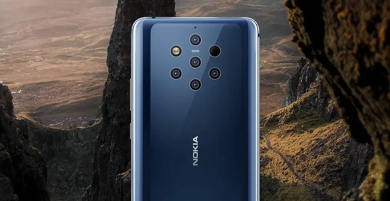 Nokia 9 Pureview Traz Cinco Cameras E Promessa De Fotos Caprichadas