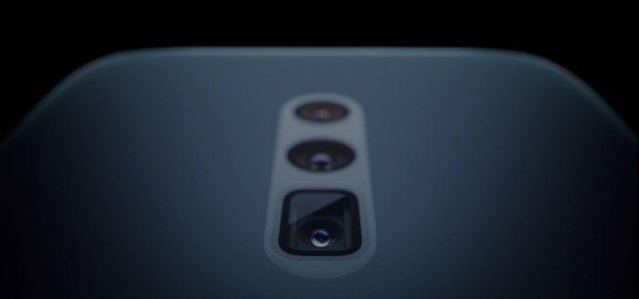 Oppo - câmera de 10x