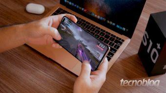 Samsung Galaxy S10+: no limite da tecnologia