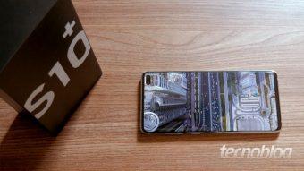 Samsung Galaxy S10 vende mais rápido que S9; S10+ é o mais popular