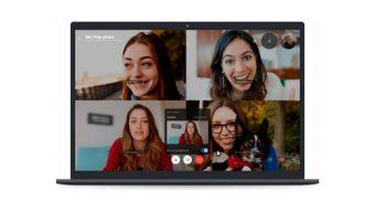 Skype borra plano de fundo em chamadas de vídeo para esconder detalhes no ambiente