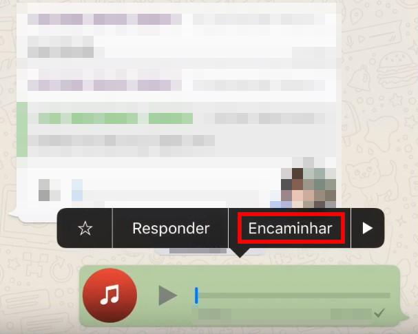 iPhone / WhatsApp / como salvar áudio do whatsapp no iphone