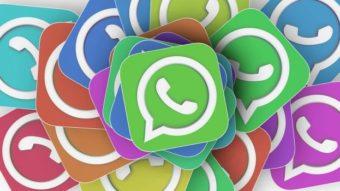 Como colocar papel de parede no WhatsApp