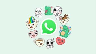 Como baixar figurinhas do WhatsApp exclusivas de outros países