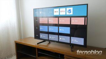 TV Sony X705F: a 4K mais acessível não faz feio