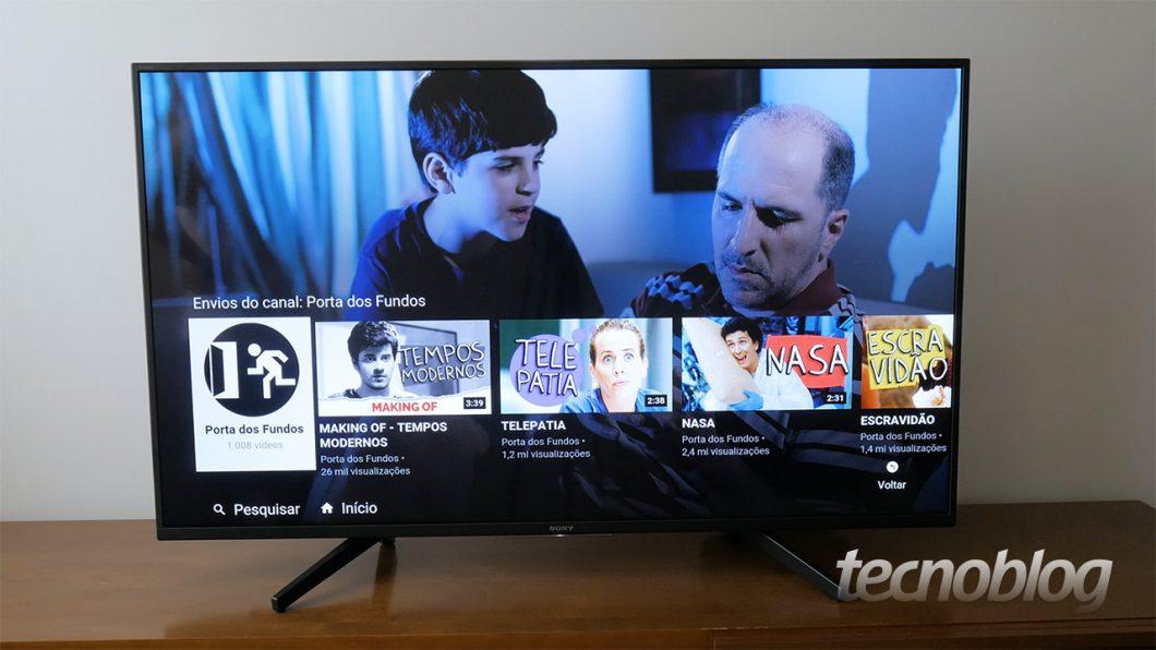 TV Sony X705F
